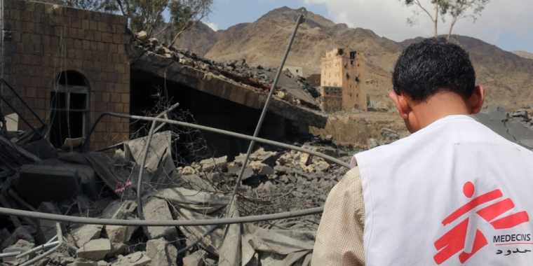 bombing-of-doctors-without-borders-msf-hospital-in-yemen-in-oct-2015-msf-photo