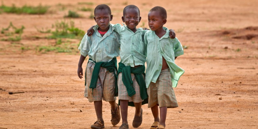 Kenya AIDS Village